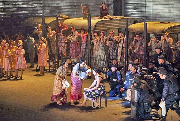 Paradigma. La puesta de Carmen de Leo Muscato en Florencia cambió el final porque contiene un femicidio. ¿El arte debe también mantenerse en la corrección política?
