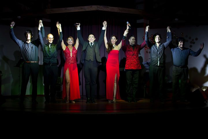 El elenco de Tango Corrupto tiene funciones en Mina Clavero, Villa Carlos Paz y Córdoba Capital.