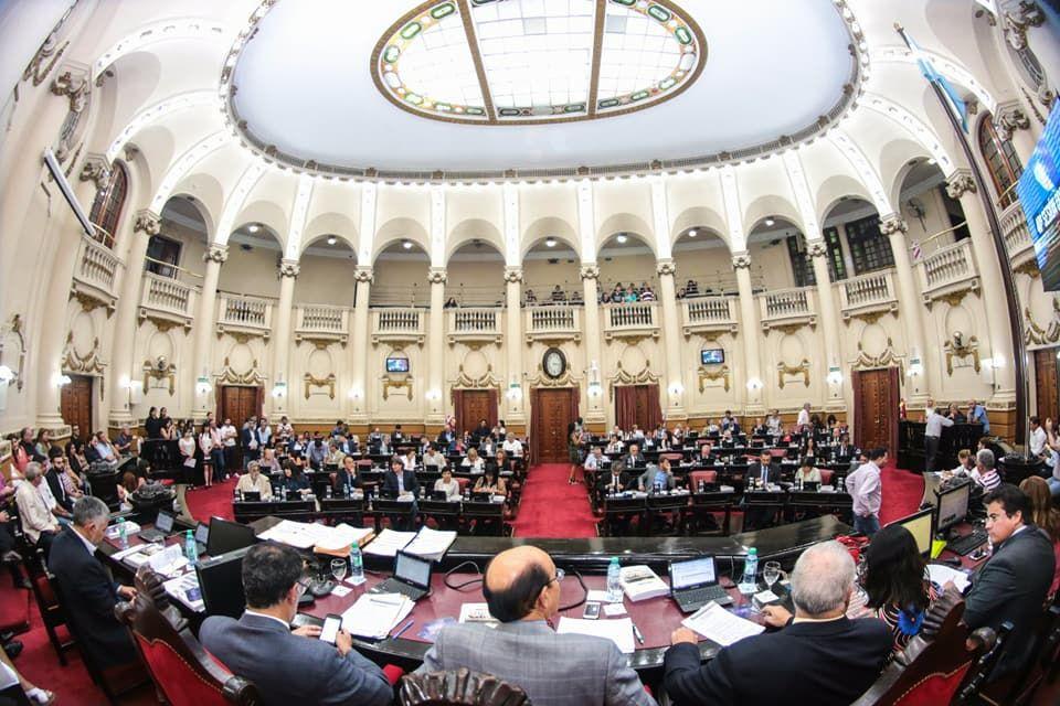 Polémica. El debate por la reforma al Código Electoral preanuncia arduos debates en la nueva agenda de la Legislatura provincial.