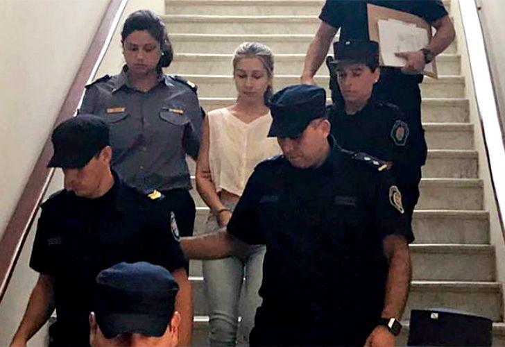 Nahir Galarza apagó la ubicación de su celular horas antes de dispararle a Fernando Pastorizzo.