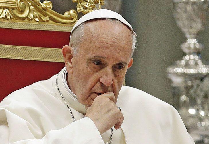 El Papa Francisco manifestó que siente