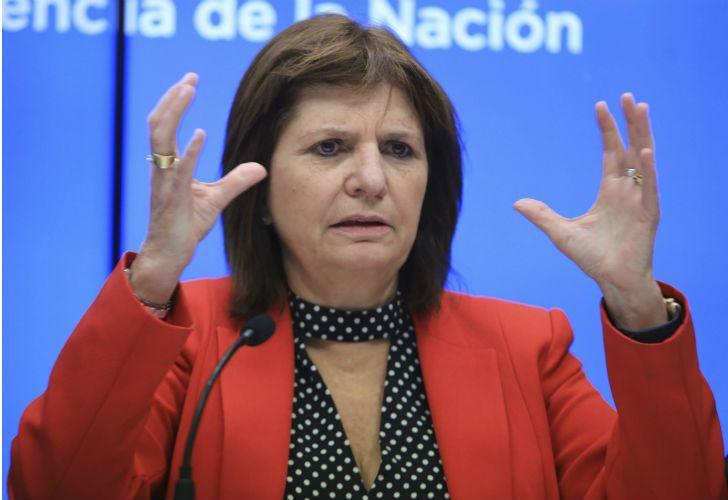 Patricia Bullrich habló con TN sobre todo lo sucedido en diciembre durante el debate de la Reforma Previsional.