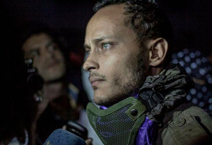 Brutal ataque del ejército venezolano contra el grupo de Oscar Pérez, el agente que se rebeló contra el gobierno de Nicolás Maduro