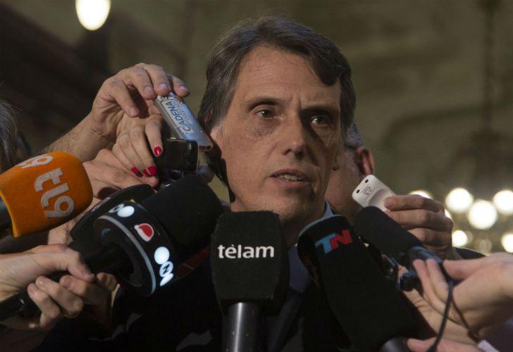 Pablo Kosiner preside el bloque Justicialista de la Cámara de Diputados.
