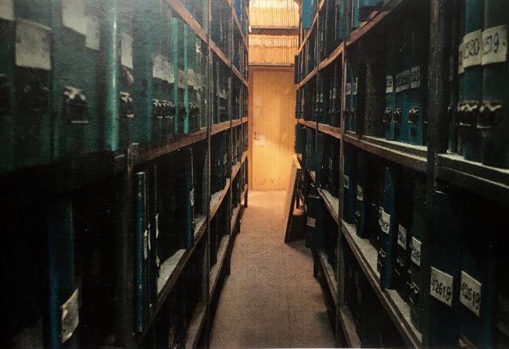 En el Archivo General del Ejército hay información sobre el período 1976-1983