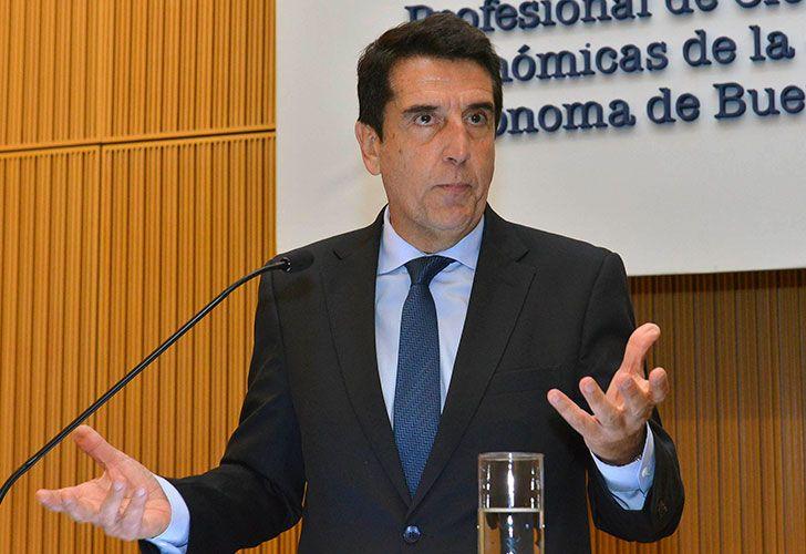 Carlos Melconian, expresidente del Banco Nación