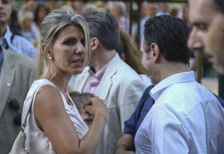 Sandra Arroyo Salgado, ex pareja del fiscal Alberto Nisman.