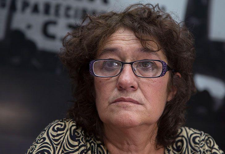La secretaria general de la Confederación de Trabajadores de la Educación (CTERA) Sonia Alesso.