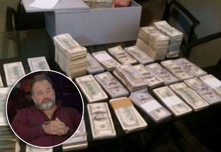 Encuentran más de USD 7.5 millones en las cajas de seguridad de Marcelo Balcedo en Uruguay