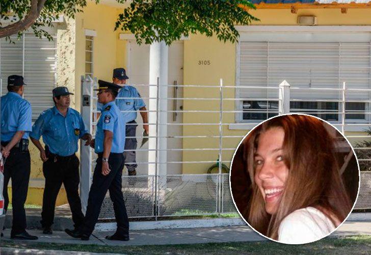 Una chica de 15 años que desapareció en simultáneo a un robo que sufrió en su casa, en Rincón de Emilio, de donde se llevaron 23 mil dólares en efectivo.