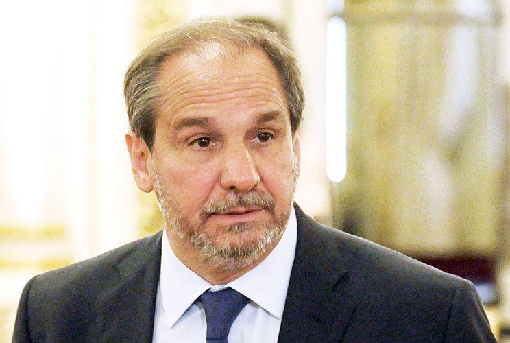 Socio y amigo. Nicolás Caputo es uno de los hombres a los que más escucha el Presidente.