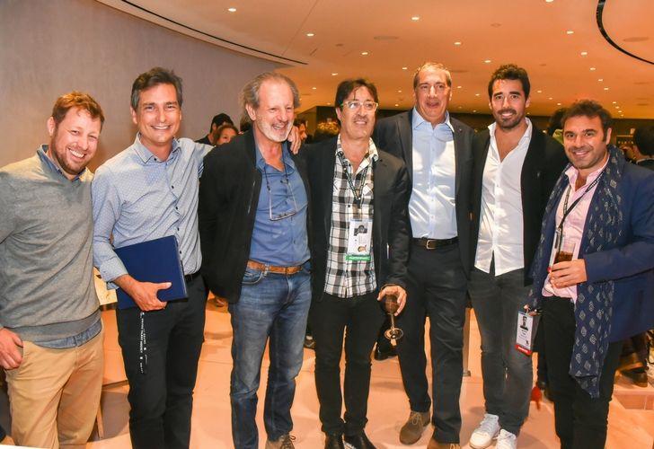 Presentaron la plataforma Cine.ar en el Faena Forum de Miami Beach