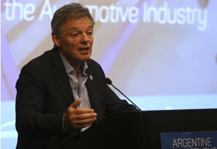 Francisco Cabrera es uno de los cuatro ministros que acompañará al presidente Mauricio Macri a Davos, Suiza.