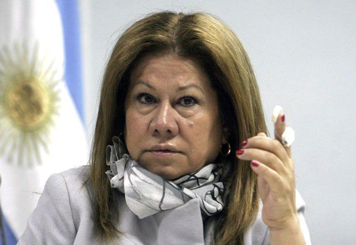 Graciela Camaño pidió que el DNU se trate por la vía de la ley.