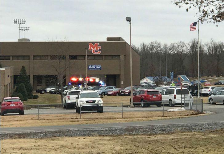 El tiroteo ocurrió en el Marshall County High School en Benton, Kentucky.