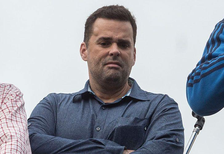 Daniel Menéndez ,coordinador Nacional del Movimiento Barrios de Pie.