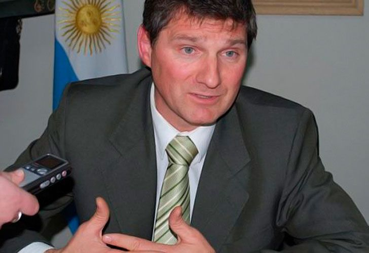 Detuvieron al ex intendente de Lincoln Jorge Fernández