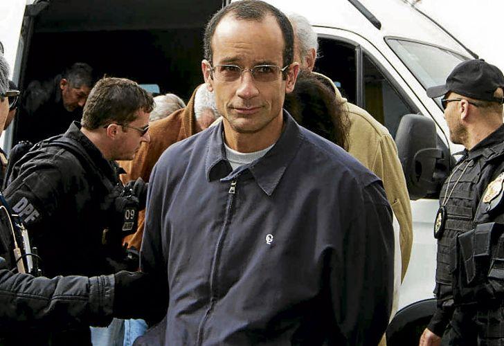 Marcelo Odebrecht declaró ante la justicia peruana en noviembre de 2017.