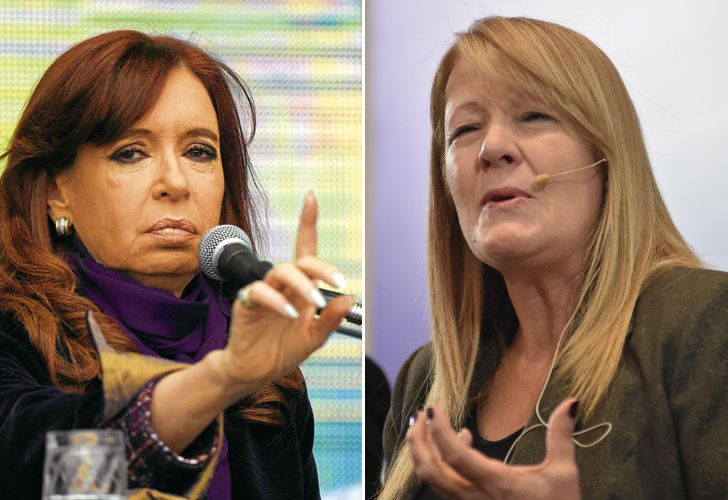 Margarita Stolbizer volvió a apuntar contra la ex presidenta.