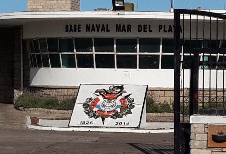 Submarino ARA San Juan: Allanan la Base Naval Mar del Plata