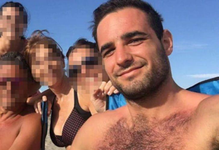 Bernardo Alcanoni está acusado de golpear brutalmente al joven cordobés Tomás Lacase a la salida de un boliche de Punta del Este.