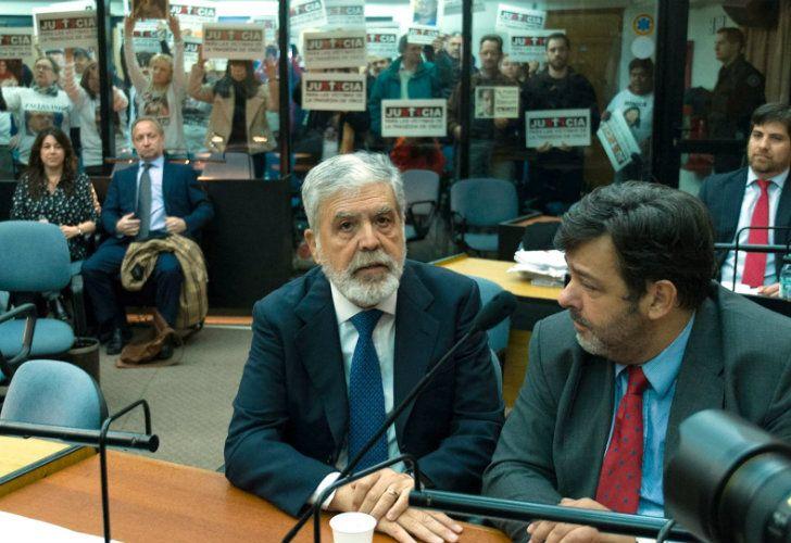 Maximiliano Rusconi, defensor de De vido, quien se encuentra con prisión preventiva desde octubre pasado.