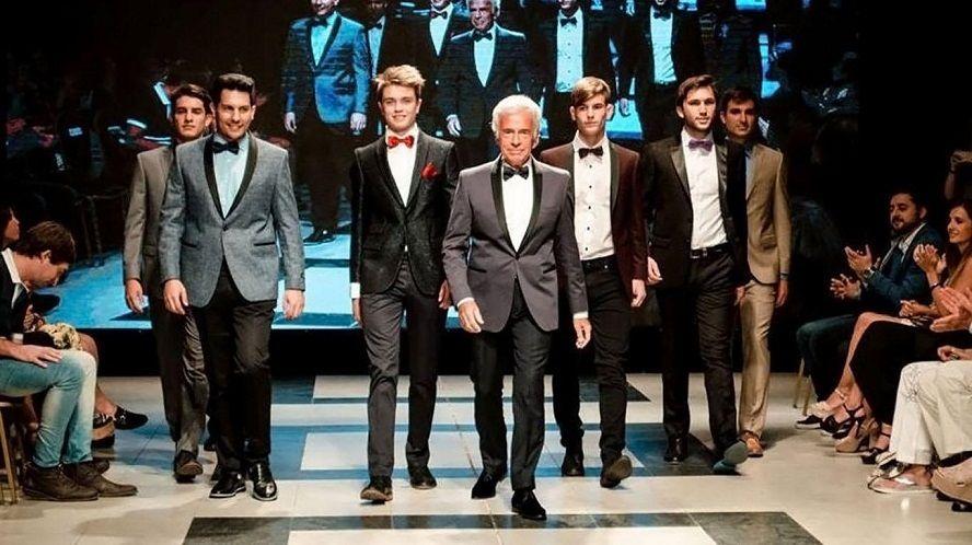 VUELVE. Aunque seguirá ligado a su negocio de ropa masculina, De la Sota prepara la vuelta a la política.