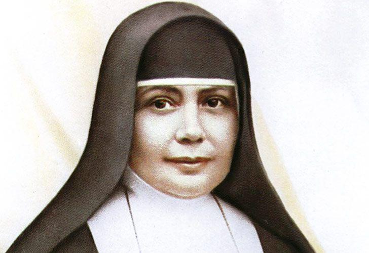 El Papa aprobó la canonización de la beata Nazaria Ignacia
