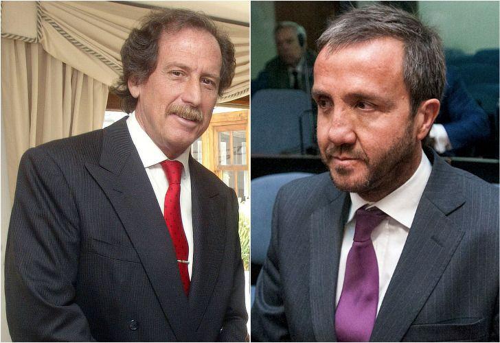 Jorge Brito y Alejandro Vandenbroele