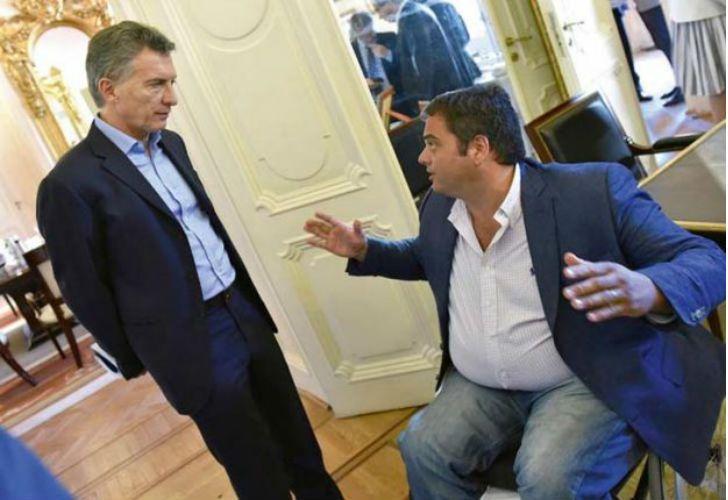 Mauricio Macri valoró que Jorge Triaca