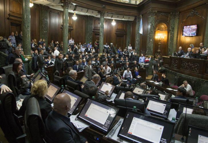 Legislatura porteña.