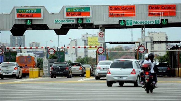 Los peajes de la autopista Ricchieri llegarán a $33