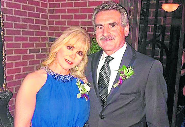 El diputado Agustín Rossi se separó de su mujer María Raquel Pezzelato, luego de 25 años juntos.