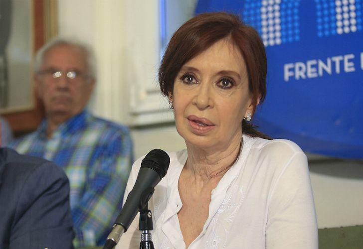 Cristina Fernández de Kirchner fue enviada a juicio oral.