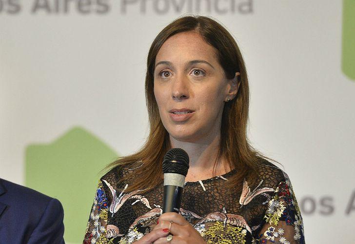 María Eugenia Vidal deberá negociar con los gremios docentes.