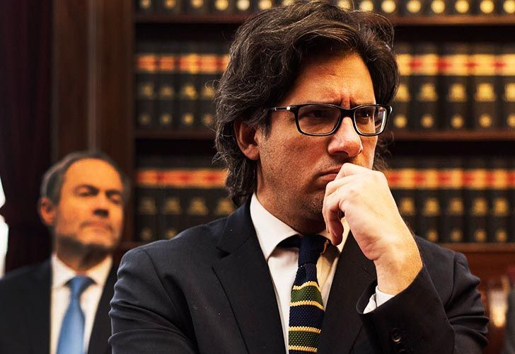 Ministro Germán Garavano