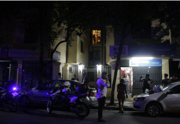 Los malvivientes se habrían llevado un botín cercano a los tres millones de pesos del departamento.