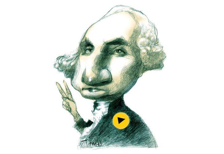 HI, FRIENDS! George Washington