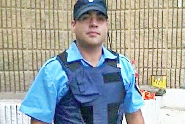 Gigio. Franco Ferraro tenía 28 años. Murió de un tiro en la cabeza.