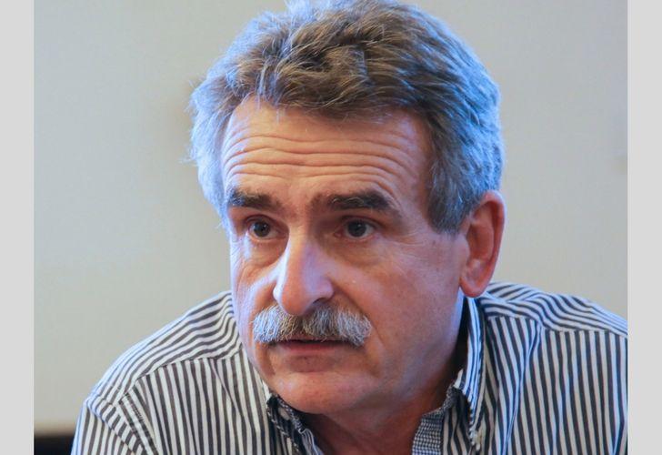 El jefe del bloque de diputados kirchneristas, Agustín Rossi.