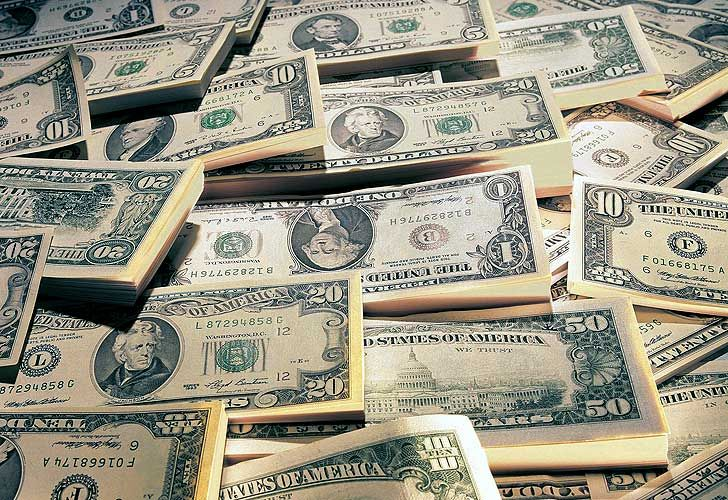 El dólar continúa por encima de los $20 luego de la caída de la semana pasada.