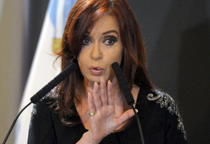 Nuevas escuchas de Cristina Kirchner.