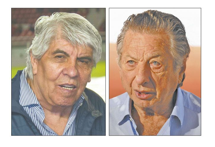 MOYANO-MACRI: Hugo y Franco, padres de sus sagas.