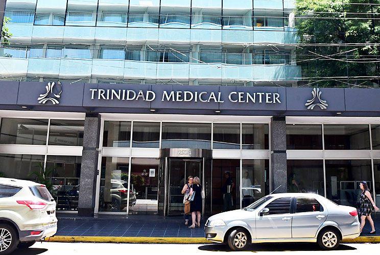 Muerte. La periodista falleció el 6 de febrero cuando le hacían una endoscopia en La Trinidad.