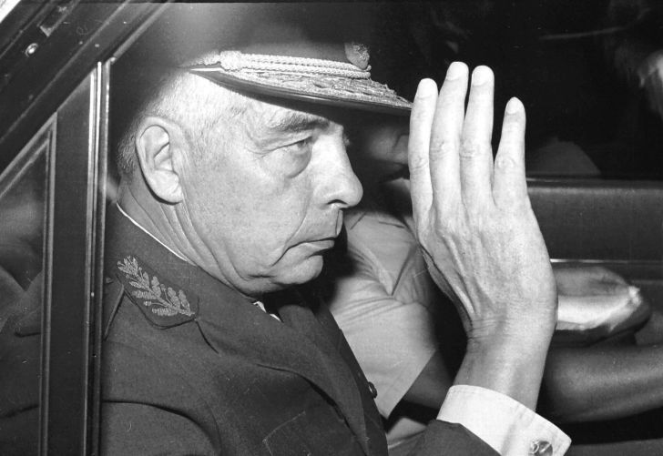 REPRESOR. Menéndez fue el militar más condenado por su accionar en la Dictadura Militar: recibió 13 sentencias a perpetua.