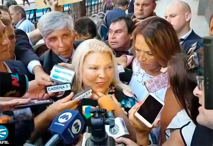 Elisa Carrió, Diputada Nacional