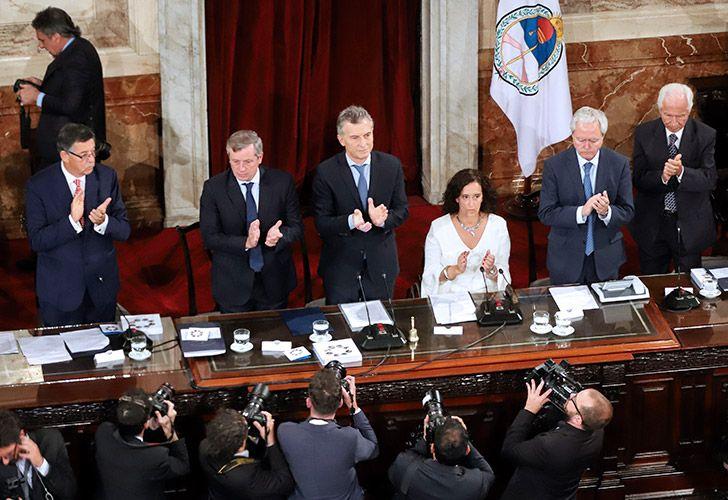 Apertura de Asamblea legislativa