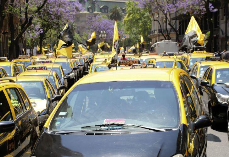 El último aumento en la tarifa de taxis fue en julio del 2017.