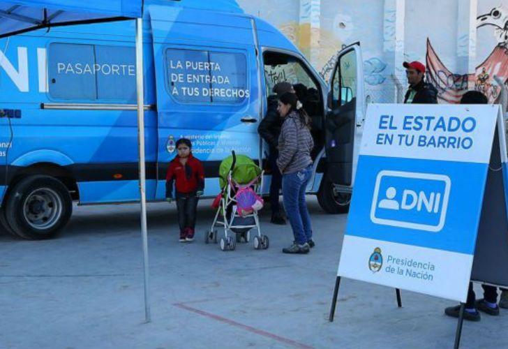 Programa social, El Estado en tu Barrio.