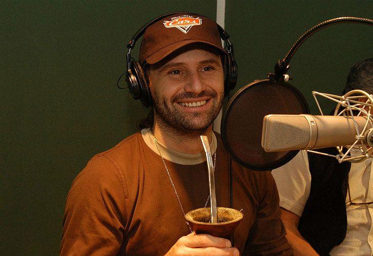 Marcos Di Palma, siempre polémico.